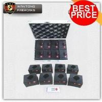 Quality display shells fireworks 8 cue stage wireless remote control fireworks for sale