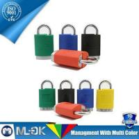 Quality MOK @ W202/202L padlock with the master key system double key padlock for sale
