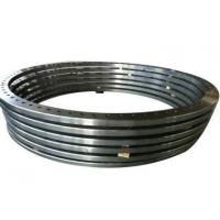Forging ring forged steel truck engine piston oil ring C3921919 stainless steel piston ring