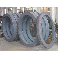 Quality Forging ring Supply Large Steel Cast Forging Steel Spur Gear Ring Marine forgings for sale