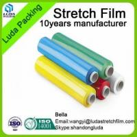 China 3 Layers LLDPE Stretch Film Jumbo Roll on sale