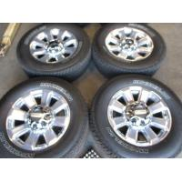 Quality Wheels Tire Sets 2017 Ford F250 F350 Factory 20 Wheels Tires OEM Rims Michelin LTX AT2 10103 for sale