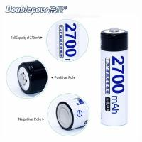 Quality AA Rechargeable Battery-2700mAh(black) for sale