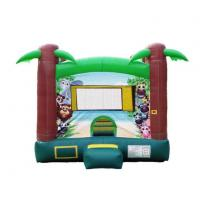 Inflatable Castle Blows Up