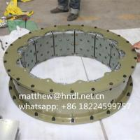 Clutches and Brakes Mining Ball Mill Machine Use Eaton Airflex Clutch 51VC1600