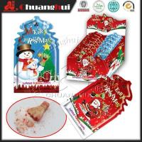 China Christmas Lollipop Popping Candy on sale