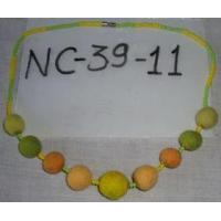 Buy cheap Wool Felt Necklaces Necklace NC-39-11 from wholesalers