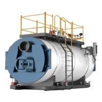China HORIZONTAL OIL(GAS)HOT WATER BOILER on sale