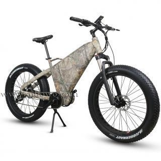 Buy TT-M| fat tire 1000w BBSHD mid motor electric bike | at wholesale prices