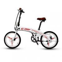 Quality CF46 new designed hidden battery folding electric bike for sale for sale