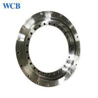 China Industrial Rotary Turntables Forging Bearing Rings Large Turntable Bearing on sale