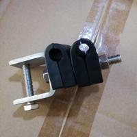Quality Q285/s304 and pp/pe feeder clamp/feeder fastener for telecom base station installation for sale
