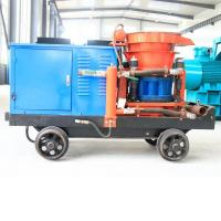 HSP-7 Wet Type Shotcrete Machine For Coal Tunnel for sale