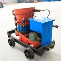 China PZB Series Explosion Proofing Shotcrete Machine for sale