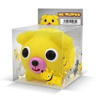 China Bright Yellow Dog Toys For Display Or Decoration At Home Or Office on sale