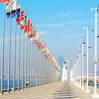 Buy cheap Residential In Ground Flagpoles from wholesalers