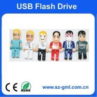 Buy cheap 32GB plastic doctor mini USB flash Drive from wholesalers