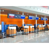 Buy cheap Airport Counter Airport check-in counter from wholesalers
