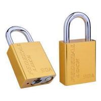 Buy cheap 90A Solid Aluminum Padlock from wholesalers