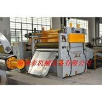 Stainless steel coil high-speed cross-section leveling unit