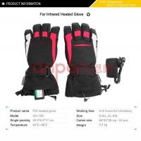 China Outdoors & Sports Range Product Far Infrared Heated Gloves on sale