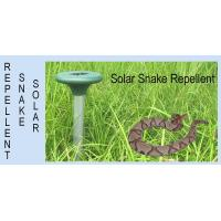 China Solar Electronic Snake Repeller on sale