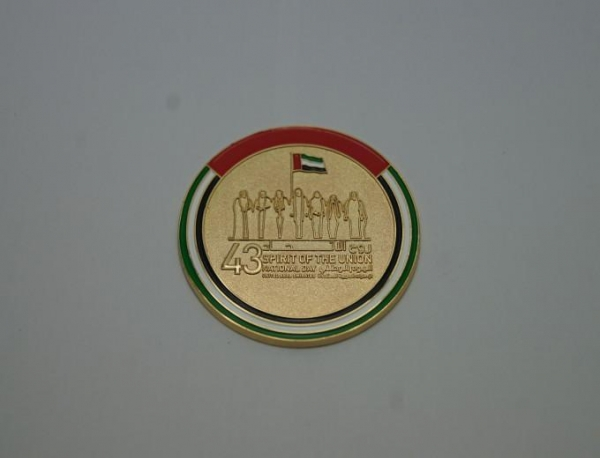 China UAE Car Badge, Flag pin, falcon pin,UAE National Day gift suppliers/the UAE National Day gifts
