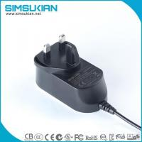 China electric bikes wall mount type UK power adapter 12V 2A on sale