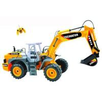 Quality Radio Control 6ch super radio control excavator toys truck for sale