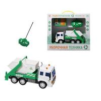 Buy cheap Radio Control Russia color box Radio Control Garbage Truck Toy from wholesalers