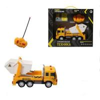 Quality Radio Control Radio control construction truck toy for russian market for sale