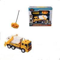 Buy cheap Radio Control Radio control container truck toys with light and music from wholesalers