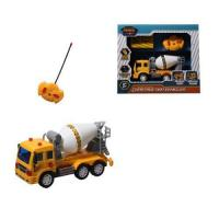 Buy cheap Radio Control Radio control mixer truck toys with light and music from wholesalers