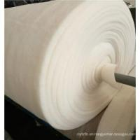 With certification Eco-friendly 100% organic cotton padding for quilt