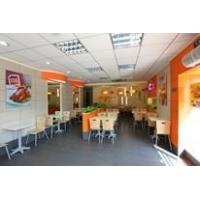 Office of Western-style fast food Decoration works