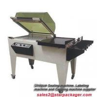 Quality non woven handle sealing machine handle sealing machine for sale