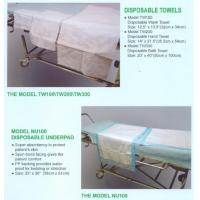 Quality Medical Materials disposable towels for sale