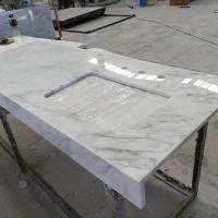 China Countertop & Vanity BWC005 Carrara White for sale