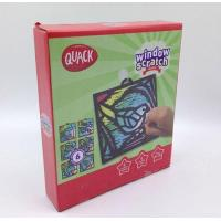 China Coloring & Scratching Window Scrach on sale