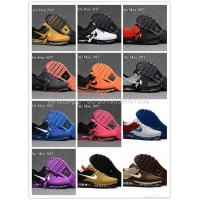 Quality Hot style 2018 Nike Air VaporMax Shock running shoes Men's/women's nike shoes for sale