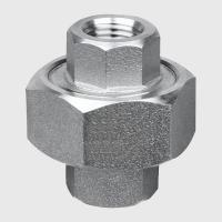 Carbon Steel Forged Threaded Union