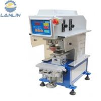 China Pad Printing Machine Single Color Tabletop Type Ink Cup Pad Printer on sale