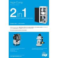 Quality Modular systems compressors+suction: ASPIR-COMP for sale