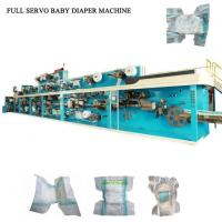 Buy cheap Diaper Production Machine from wholesalers