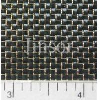 Quality JINSOR Kevlar glitter fabrics detail specifications for sale