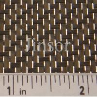 Quality JINSOR carbon fiber glitter fabrics detail specifications for sale