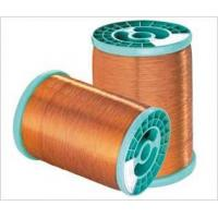 Buy cheap Polyester Enameled Round Copper Winding Of Class 130 from wholesalers