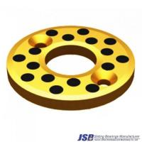 China Cast thrust washer-bronze graphite bushing on sale