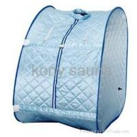 Portable Sauna stainless steel support steam bath
