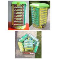 Chewing Gum 80 Strips Display Stand